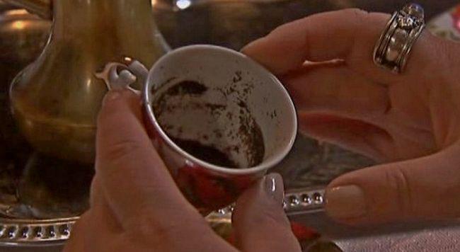 Гадание на кофейной гуще: Рыба - Значение символа